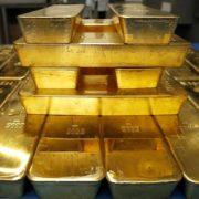 Поведение цен фьючерсов на золото и природный газ во время американской сессии