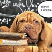 Брокер бинарных опционов Binomo и его торговая платформа
