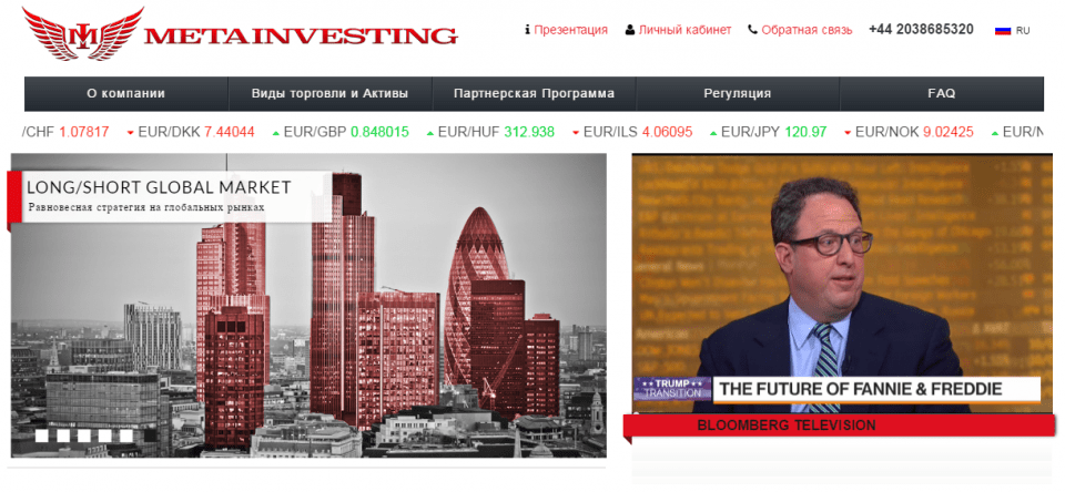 Бинарные опционы investing com
