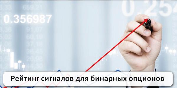 Рейтинг надёжных сигналов для бинарных опционов
