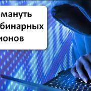 Как обмануть бинарные опционы и как с ними работать