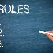 Основные правила торговли на бинарных опционах