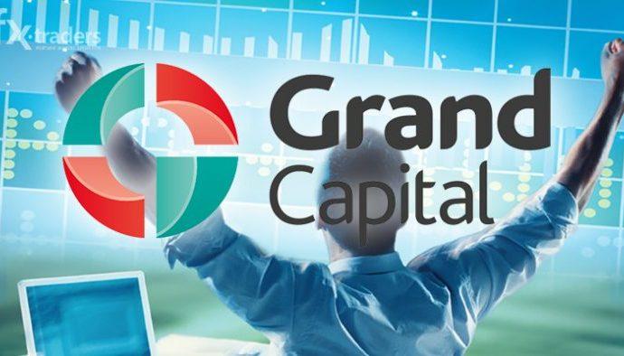 Сниженная комиссия за торговлю криптовалютами на Grand Capital