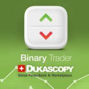 Бинарные опционы с Dukascopy