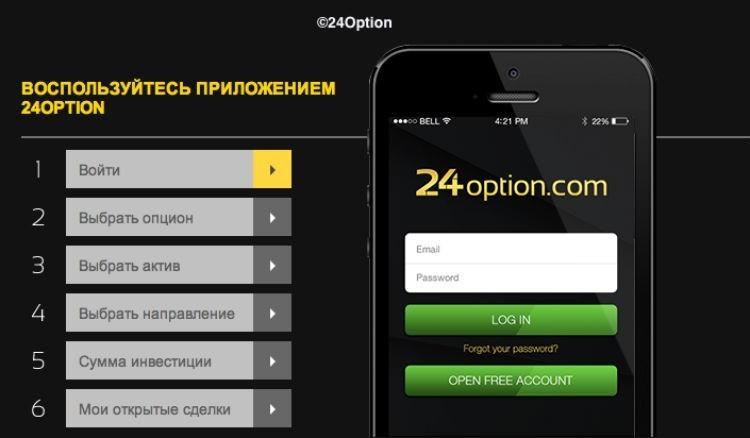 Бинарные Опционы Мобильная Версия