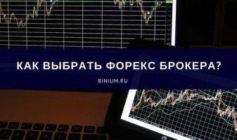 Как выбрать Форекс брокера или рейтинг лучших для торговли в России в 2020