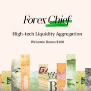Welcome Bonus Forex $100 от ForexChief