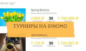Турниры на Биномо: особенности, инструкция по участию и возможный доход