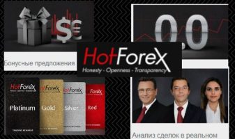 Форекс брокер HotForex