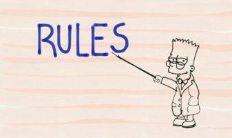 12 золотых правил торговли на форекс