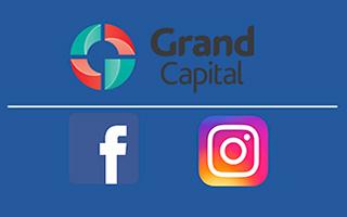 GrandCapital разыграет 50 долларов среди пользователей соцсетей