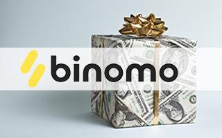 Онлайн-платформа Binomo анонсировала бонус 100% за депозит