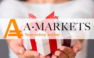 Компания AMarkets наградит самых активных партнеров ценными призами