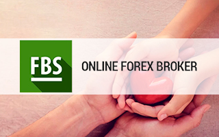 Онлайн-брокер FBS запустил благотворительную акцию