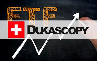 Компания Dukascopy пополнила список инструментов акциями и ETF