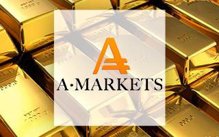Онлайн-брокер AMarkets снизил спред на торговлю золотом