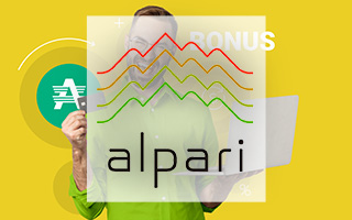 Компания Alpari возобновила начисление бонусов за пополнение счета через AdvCash