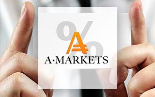 Компания AMarkets снизила комиссии за операции с криптовалютой