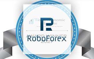 Работа торговой платформы RoboForex отмечена наградой World Economic Magazine