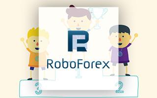 Брокер RoboForex объявил победителей первого этапа конкурса в честь 11-летия компании