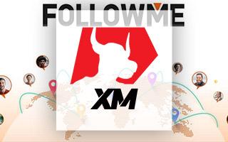 Компания XM вошла в число самых популярных брокеров по версии FOLLOWME