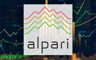 Alpari новый график