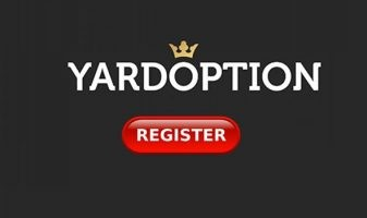 Регистрация в Yardoption
