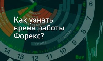 Как узнать время работы торгов на рынке Форекс
