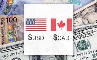 Прогноз USD/CAD на 21-27