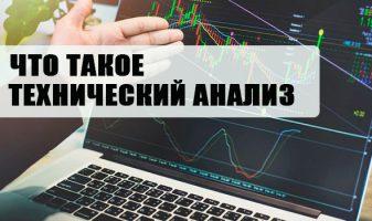 Что такое технический анализ на рынке Форекс